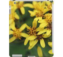 Yellow Flowers iPad Case/Skin