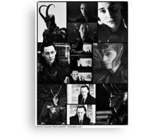 Loki of Jotunheim Canvas Print