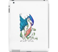 Colorful Dragon iPad Case/Skin