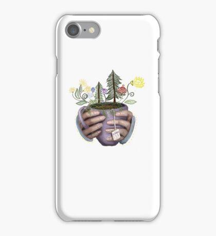 Blooming Tea iPhone Case/Skin