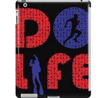 Do life sports iPad Case/Skin