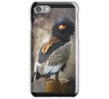 The Beauty Of The Raptor iPhone Case/Skin