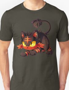 Litten approaches! Unisex T-Shirt