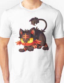 Litten approaches! Unisex T-Shirt