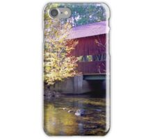 The Icons of Vermont iPhone Case/Skin