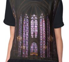 sainte chapelle Chiffon Top