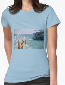 Seascape, Koh Somet, Thailand Womens Fitted T-Shirt