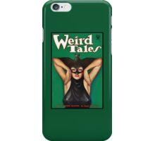Weird Tales iPhone Case/Skin
