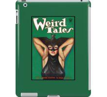 Weird Tales iPad Case/Skin