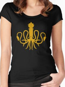 GREYJOY HOUSE Women's Fitted Scoop T-Shirt