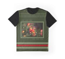 Ground Cover Grevillea Graphic T-Shirt