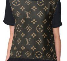 Louis Vuitton Chiffon Top