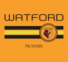 EPL 2016 - Football - Watford (Home Yellow) by madeofthoughts