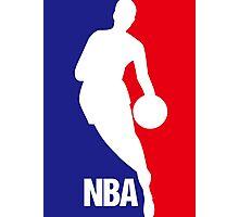 Nba Basketball Photographic Print