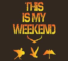 This Is My Weekend Bird Watching Unisex T-Shirt