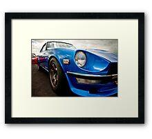 Datsun 240Z Framed Print