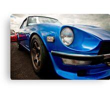Datsun 240Z Canvas Print