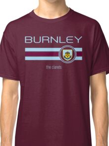 EPL 2016 - Football - Burnley (Home Claret) Classic T-Shirt