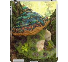Vimana mythological space ship iPad Case/Skin