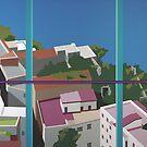 Amalfi Coast by Eldon Ward