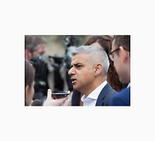 The Mayor of London, Sadiq Khan Unisex T-Shirt
