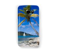 Caribbean Dreams Samsung Galaxy Case/Skin