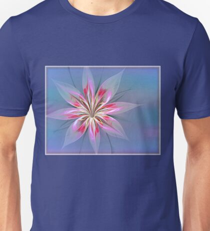 Flower Delights in Blue T-Shirt