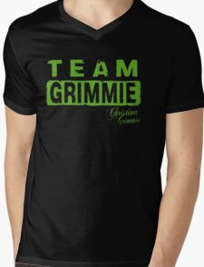 grimmie Mens V-Neck T-Shirt
