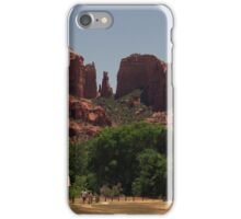 Cathedral Rock iPhone Case/Skin