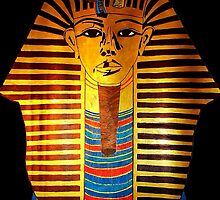 King Tut by Ahmed-Aiman