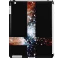Red Galaxy Inverted Cross iPad Case/Skin