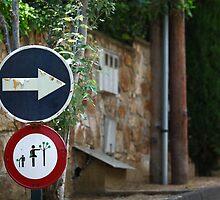 Bizarre Road signs  by mrivserg
