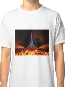 Art Center at Night Classic T-Shirt