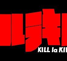 Kill La Kill by Peter Pola