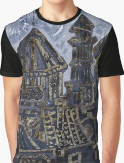 Whimsical Castle Volume II Graphic T-Shirt