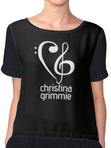 grimmie Chiffon Top