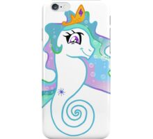 Princess Sealestia, Ruler of Aquastria iPhone Case/Skin