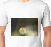 Light shining off objects on the bench... Unisex T-Shirt