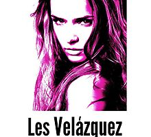 Les Velázquez Pink touch by AspiDeth