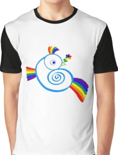 Rainbird Graphic T-Shirt