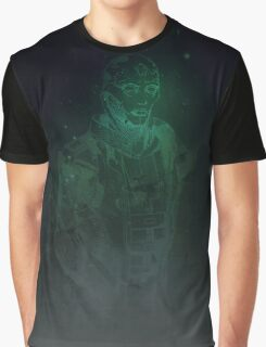 Mass Effect - Thane Krios Graphic T-Shirt