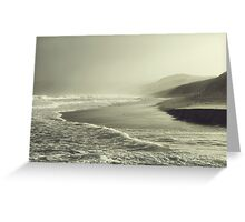 The Mists of Fairhaven Greeting Card