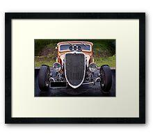 Ford Hot Rod Framed Print