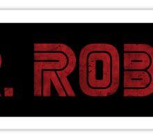 Mr. Robot (Grunge) – Stickers (3 Pack) Sticker
