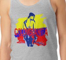 Colombianita Mujer Tank Top