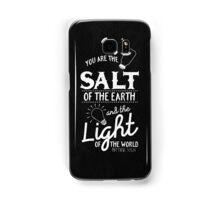 Matthew 5:13,14 Samsung Galaxy Case/Skin