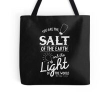 Matthew 5:13,14 Tote Bag