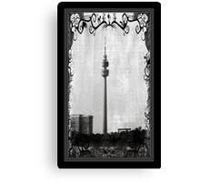 Dortmund Florianturm Canvas Print
