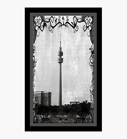 Dortmund Florianturm Photographic Print