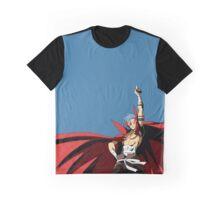 Kamina - Peirce the Heavens Graphic T-Shirt
